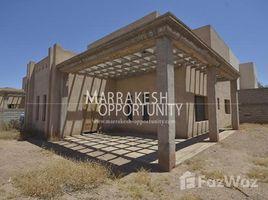 Marrakech Tensift Al Haouz Loudaya Vente villas semi fini 4 卧室 住宅 租