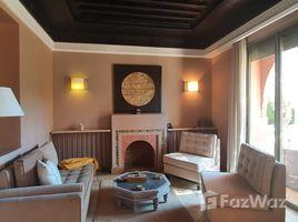 Marrakech Tensift Al Haouz Na Annakhil Magnifique Appartement en rez de jardin, entièrement rénové, à vendre de 2 chambres, 2SD, avec terrasse et jardin privatif, aux jardins de la palmer 2 卧室 住宅 售