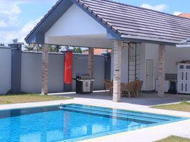 3 Bedrooms Villa for sale in Bang Lamung, Pattaya Premium Villa Takiantia