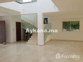 5 غرف النوم فيلا للبيع في NA (Agdal Riyad), Rabat-Salé-Zemmour-Zaer Vente Villa Rabat Souissi REF 646