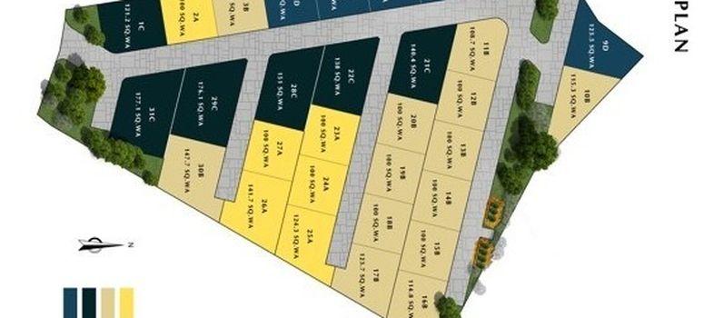 Master Plan of Grand Garden Home Hill - Photo 1