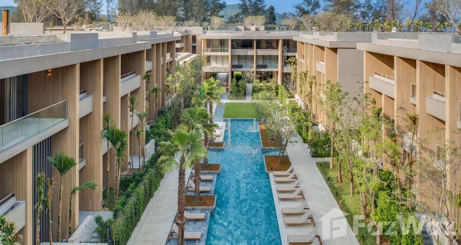 Luxury Freehold & Penthouse Condominiums in Phuket - Twinpalms Residences by Montazure