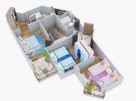 3 غرف النوم شقة للبيع في Hurghada Resorts, الساحل الشمالي Princess Resort