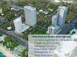Studio Condo for sale in Nguyen Van Cu, Binh Dinh Quy Nhơn Melody