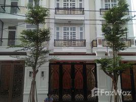 4 Phòng ngủ Nhà mặt tiền bán ở Hiệp Bình Chánh, TP.Hồ Chí Minh Bán 5 căn mặt tiền đường gần chợ Hiệp Bình DT 4 x 18m, xây 3.5 lầu. Tiện ở, làm công ty