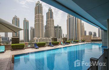 8 Boulevard Walk in Claren Towers, Dubai