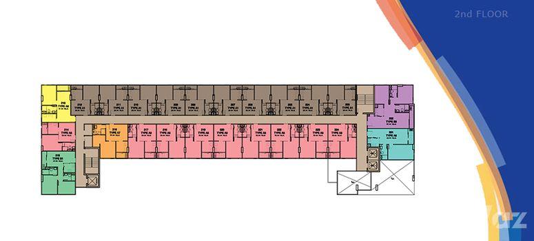 Master Plan of MeStyle at Sukhumvit - Bangna - Photo 1