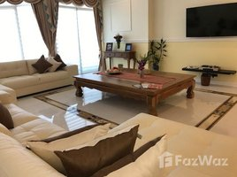 曼谷 Khlong Ton Sai Baan Sathorn Chaophraya 3 卧室 顶层公寓 租