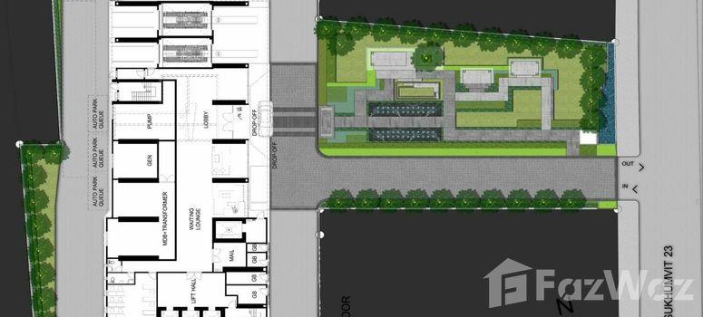 Master Plan of Cloud Residences SKV23 - Photo 1