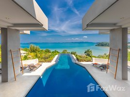 5 Bedrooms Property for sale in Pa Khlok, Phuket Stunning Seaview Villa over Phang Nga Bay