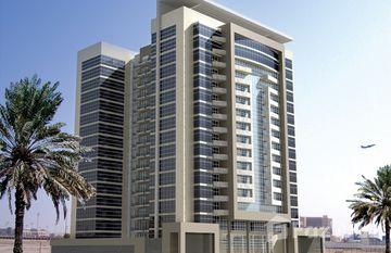 Bahwan Tower Downtown in Claren Towers, Dubai
