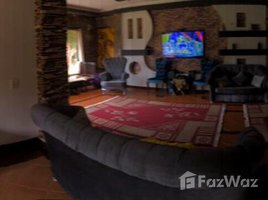Al Jizah Villa For Rent In Golf Solimania .. 3 卧室 别墅 租