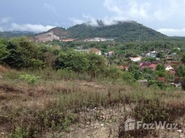 N/A Land for sale in Kathu, Phuket Land For Sale Near Central Phuket