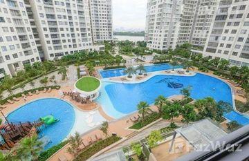 Diamond Island in Thanh My Loi, Ho Chi Minh City