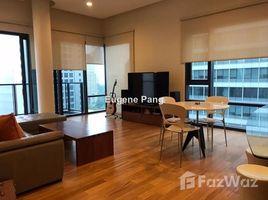 吉隆坡 Bandar Kuala Lumpur City Centre 2 卧室 公寓 售