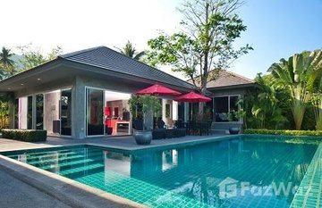 Pura Vida Villas in Sakhu, Phuket