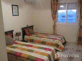 2 غرف النوم شقة للبيع في المحمدية, الدار البيضاء الكبرى Vente appt meublé à Mohammedia