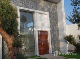 Rabat Sale Zemmour Zaer Na Agdal Riyad Vente Villa Rabat Souissi REF 953 4 卧室 别墅 售
