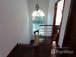 វីឡា 5 បន្ទប់គេង សម្រាប់ជួល ក្នុង សង្កាត់ទន្លេបាសាក់, ភ្នំពេញ Large Secure Family Villa in Tonle Bassac | Phnom Penh