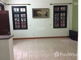 Studio Nhà mặt tiền cho thuê ở Xuân La, Hà Nội Cho thuê biệt thự Pháp ở Lạc Long Quân, 182m2 x 3 tầng, ở và trụ sở công ty