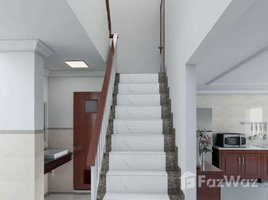 4 Bedrooms Townhouse for sale in Stueng Mean Chey, Phnom Penh Borey Bo Ao