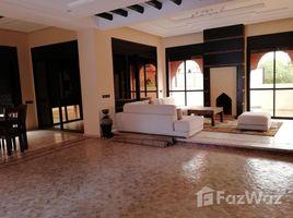 Marrakech Tensift Al Haouz Na Annakhil Villa de luxe meublée à louer Route de Fès 3 卧室 别墅 租