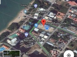 N/A ที่ดิน ขาย ใน เมืองพัทยา, พัทยา Sea View Land For SALE IN Pratumnak Hill