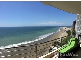 Manabi Manta Partially Furnished Ocean Front. 2 卧室 住宅 售