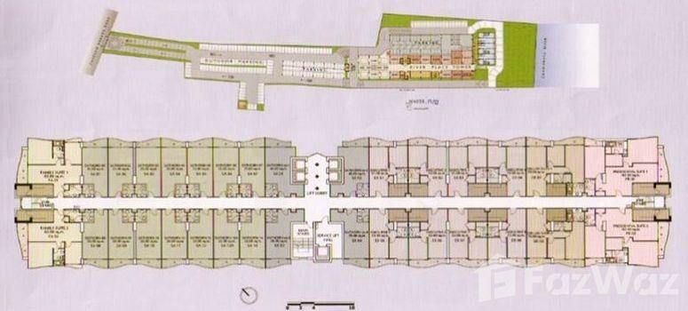Master Plan of Supalai River Place - Photo 1