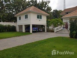 4 Bedrooms Villa for sale in Pong, Pattaya House Mabprachan Lake