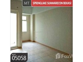 1 Bedroom Apartment for sale in Pulo Aceh, Aceh Apartemen Springlake Residence Tower Basella