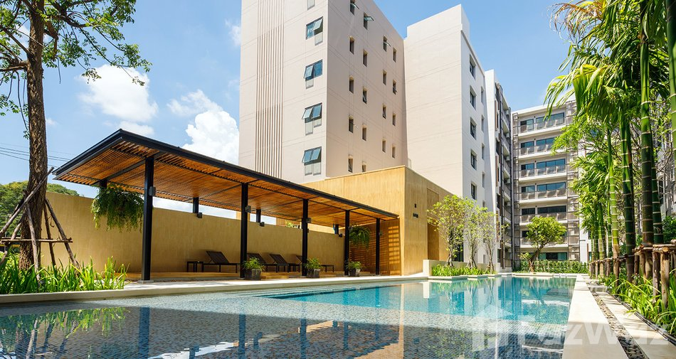 Condo & apartment projects in Chiang Mai - The Issara Chiang Mai