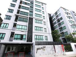 1 Bedroom Condo for sale in Thepharak, Samut Prakan Pause Sukhumvit 115