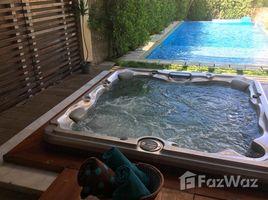 Matrouh Townhouse for rent in Hacienda Bay private pool 5 卧室 联排别墅 租