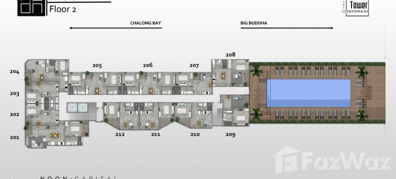 Master Plan of NOON Village Tower II - Photo 1