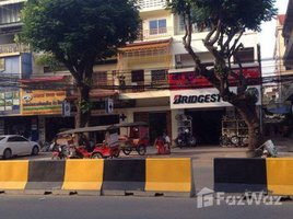 5 Bedrooms Villa for rent in Boeng Kak Ti Pir, Phnom Penh Flat For Rent On Kampuchea Krom Blvd, $1,800/m ( Negotiable ) ផ្ទះល្វែងសំរាប់ជួលនៅលើផ្លូវកម្ពុជាក្រោម, ៥ បន្ទប់ តម្លៃជួល $1,800/ខែ