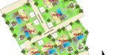 Master Plan of Dolphin Bay Pool Villas