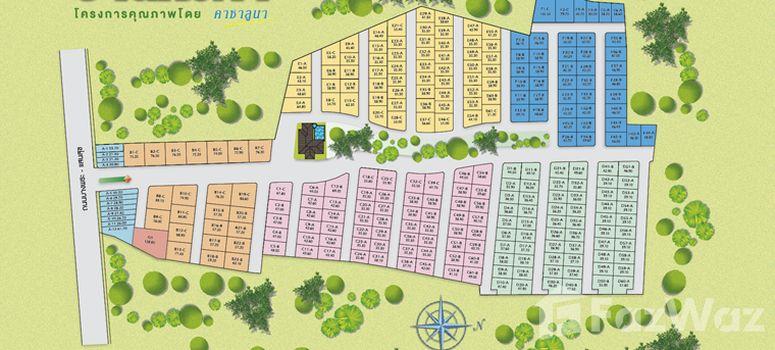 Master Plan of Baan Keerada - Photo 1