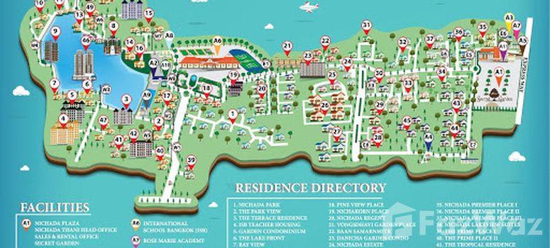 Master Plan of Nichada Thani - Photo 1