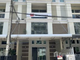 3 Bedrooms Townhouse for sale in Bang Mot, Bangkok Belleville Rama 2 - Suksawat