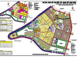 N/A Đất bán ở Hoàng Liệt, Hà Nội Bán lô đất liền kề DA Tây Nam Linh Đàm, DT: 90m2, giá 43 triệu/m2
