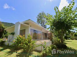 3 Bedrooms House for sale in Maenam, Koh Samui Beautifully Landscaped, Modern 3-Bedroom House in Maenam