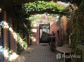 Marrakech Tensift Al Haouz Sidi Bou Ot Villa avec piscine en location dans un agéable domaine 4 卧室 别墅 租