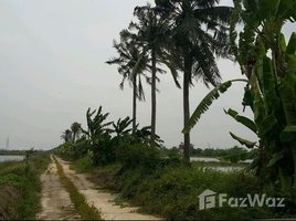 N/A Property for sale in Bang Pla, Nakhon Pathom 18 Rai Land For Sale In Bang Len