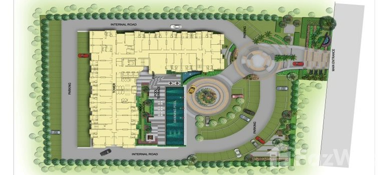 Master Plan of Supalai Park Khaerai-Ngamwongwan - Photo 1