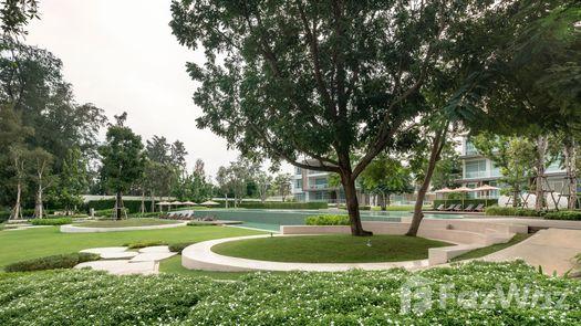 3D Walkthrough of the Communal Garden Area at Wan Vayla