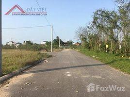 N/A Đất bán ở Thuy Duong, Thừa Thiên Huế Bán nhanh đất KQH CIC8 Thủy Dương, trục chính khu An Vân Dương - LH gặp Minh