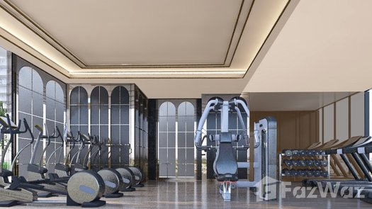 Photos 1 of the Communal Gym at Altitude Symphony Charoenkrung