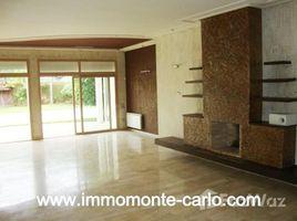 5 غرف النوم فيلا للإيجار في NA (Agdal Riyad), Rabat-Salé-Zemmour-Zaer Location villa moderne au quartier Souissi Rabat