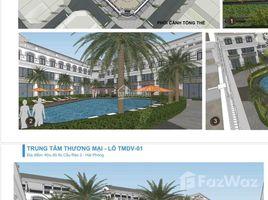 Studio Villa for sale in Vinh Niem, Hai Phong Shophouse khu TMDV Vinhomes Marina không chênh - LH 0934.39.6789
